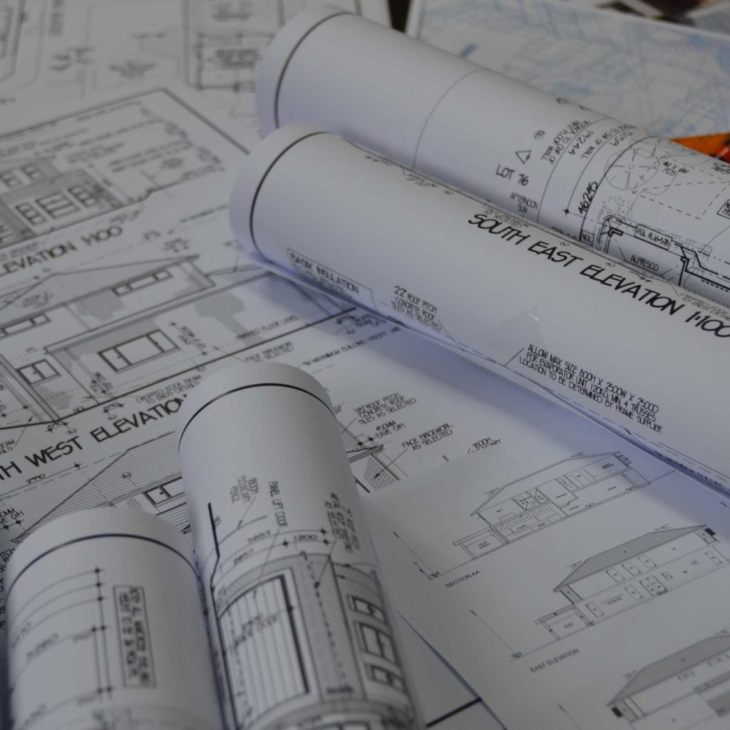 Architectural Drawings and Floor Plans For Development Approval